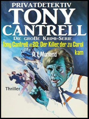 cover image of Tony Cantrell #20