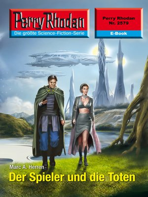 cover image of Perry Rhodan 2579