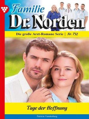 cover image of Familie Dr. Norden 732 – Arztroman