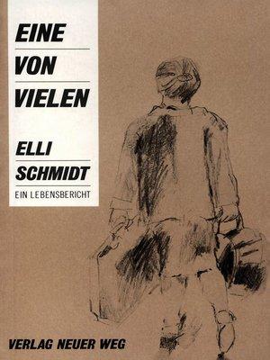 cover image of Eine von Vielen