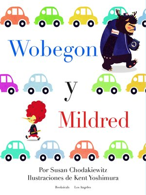 cover image of Wobegon y Mildred