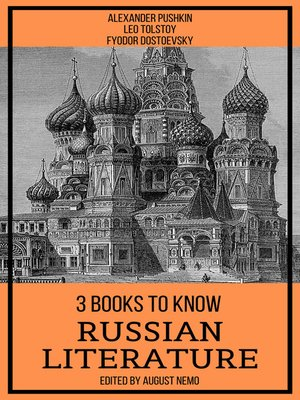 cover image of 3 Books to Know Russian Literature