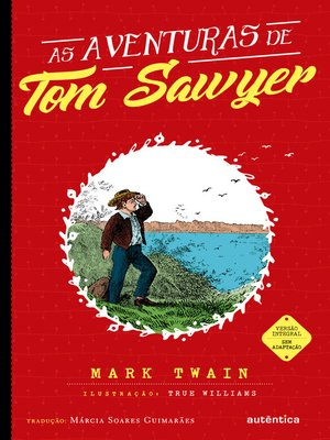 cover image of As aventuras de Tom Sawyer