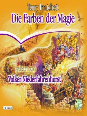 cover image of Die Farben der Magie