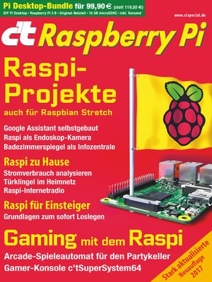 cover image of c't Raspberry Pi (2017)