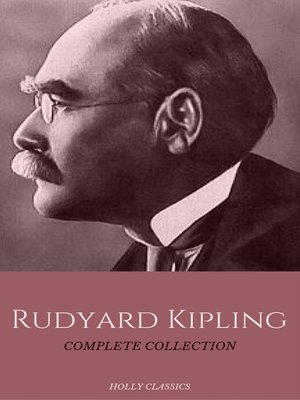cover image of Rudyard Kipling