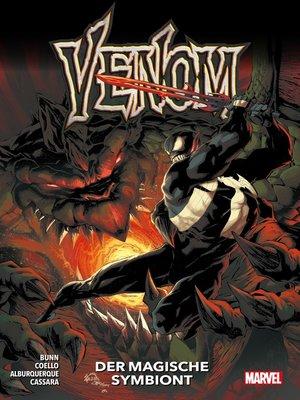 cover image of Venom 4--Der magische Symbiont