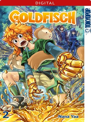 cover image of Goldfisch 02