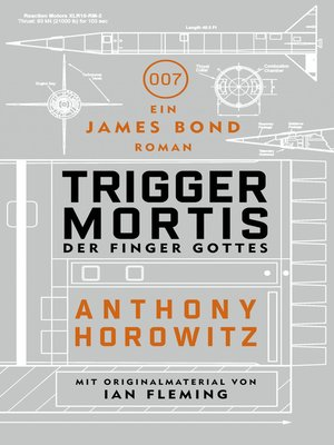 cover image of Trigger Mortis--Der Finger Gottes: Mit Originalmaterial von Ian Fleming