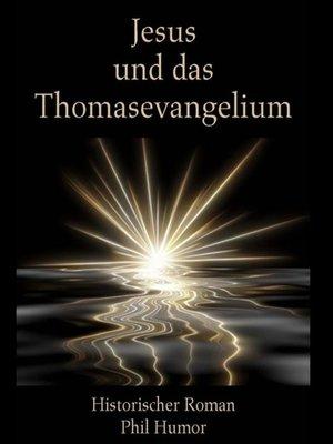 cover image of Jesus und das Thomasevangelium