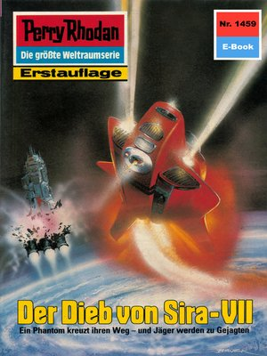 cover image of Perry Rhodan 1459