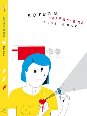 cover image of Serena a los once