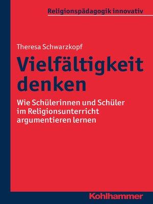 cover image of Vielfältigkeit denken