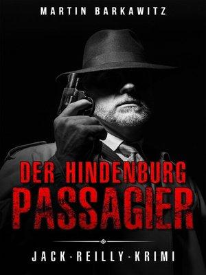 cover image of Der Hindenburg Passagier