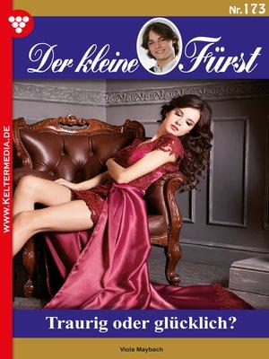 cover image of Der kleine Fürst 173 – Adelsroman