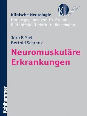 cover image of Neuromuskuläre Erkrankungen