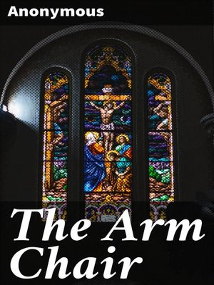 cover image of The Arm Chair