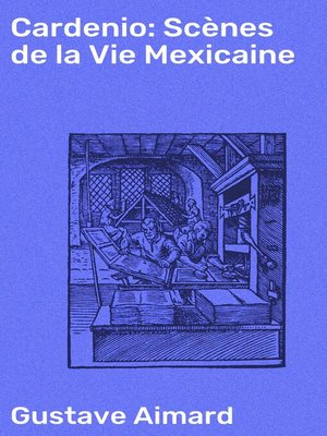 cover image of Cardenio