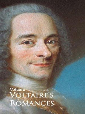 cover image of Voltaire's Romances