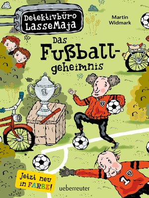 cover image of Detektivbüro LasseMaja--Das Fußballgeheimnis (Bd. 11)