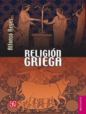 cover image of Religión griega