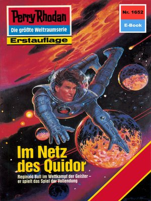 cover image of Perry Rhodan 1652