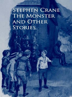 cover image of The Monster and Other Stories