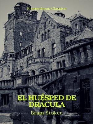 cover image of El huésped de Drácula (Prometheus Classics)