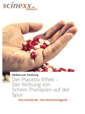 cover image of Der Placebo-Effekt