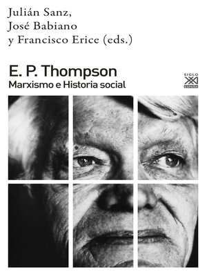 cover image of E. P. Thompson