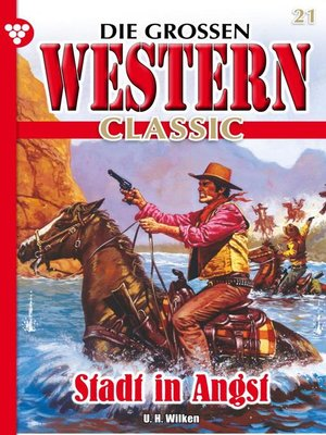 cover image of Die großen Western Classic 21 – Western