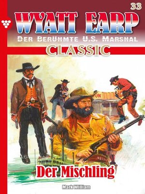 cover image of Wyatt Earp Classic 33 – Western