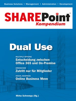 cover image of SharePoint Kompendium--Bd. 5