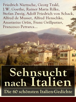 cover image of Sehnsucht nach Italien