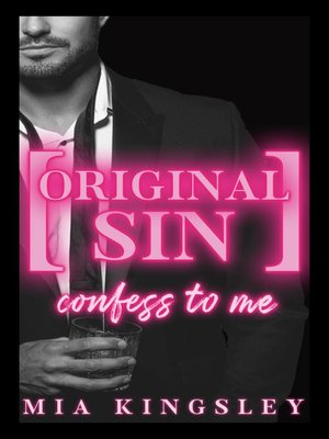 cover image of Original Sin – Confess to Me