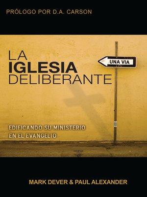 cover image of La Iglesia deliberante