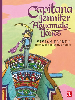 cover image of Capitana Jennifer Aguamala Jones