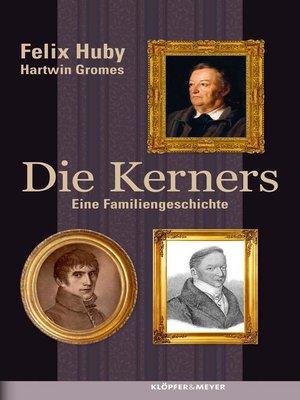 cover image of Die Kerners