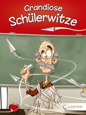 cover image of Grandiose Schülerwitze