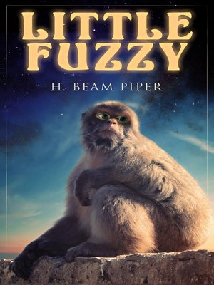 cover image of Little Fuzzy