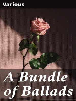 cover image of A Bundle of Ballads