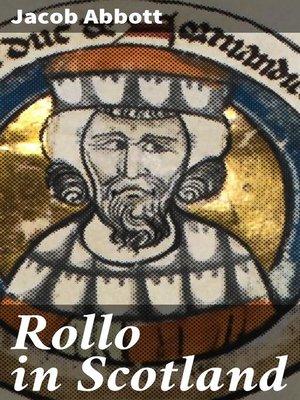 cover image of Rollo in Scotland