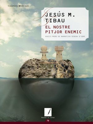 cover image of El nostre pitjor enemic