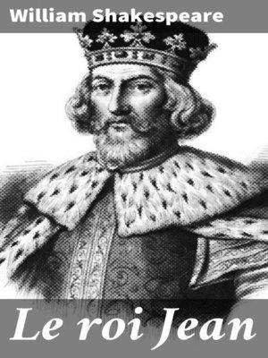 cover image of Le roi Jean