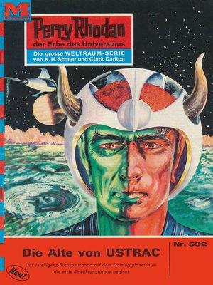 cover image of Perry Rhodan 532