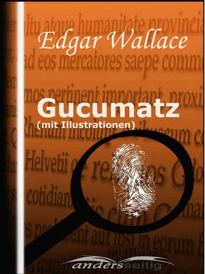 cover image of Gucumatz (mit Illustrationen)