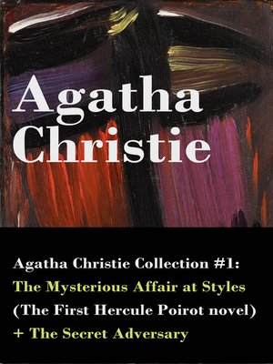 cover image of Agatha Christie Collection #1