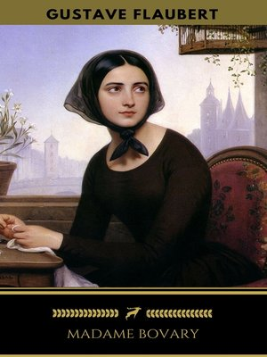 cover image of Madame Bovary (Édition Enrichie) (Golden Deer Classics)