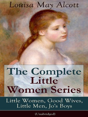 cover image of The Complete Little Women Series