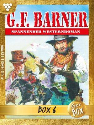 cover image of G.F. Barner Jubiläumsbox 6 – Western